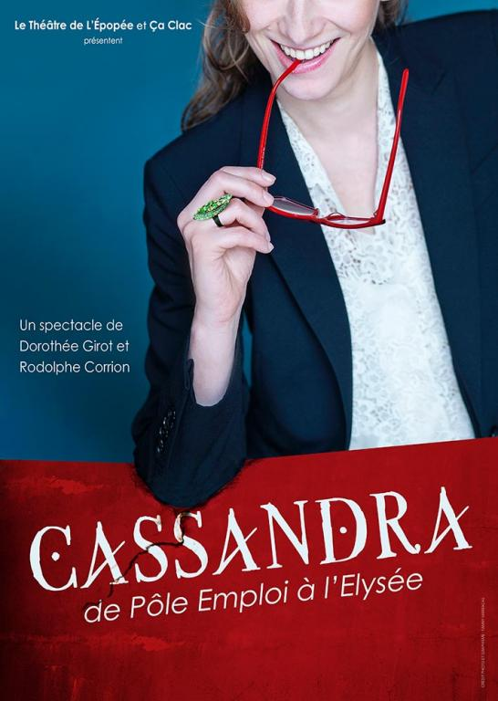 CASSANDRA one woman show